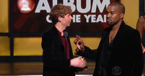 Beck Disses Kanye, but other Musicians Don't Take it Well