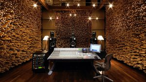 acoustically-treated-studio