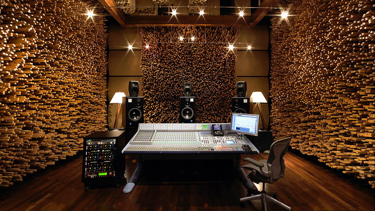 Types of Sound Proofing Foam Panels