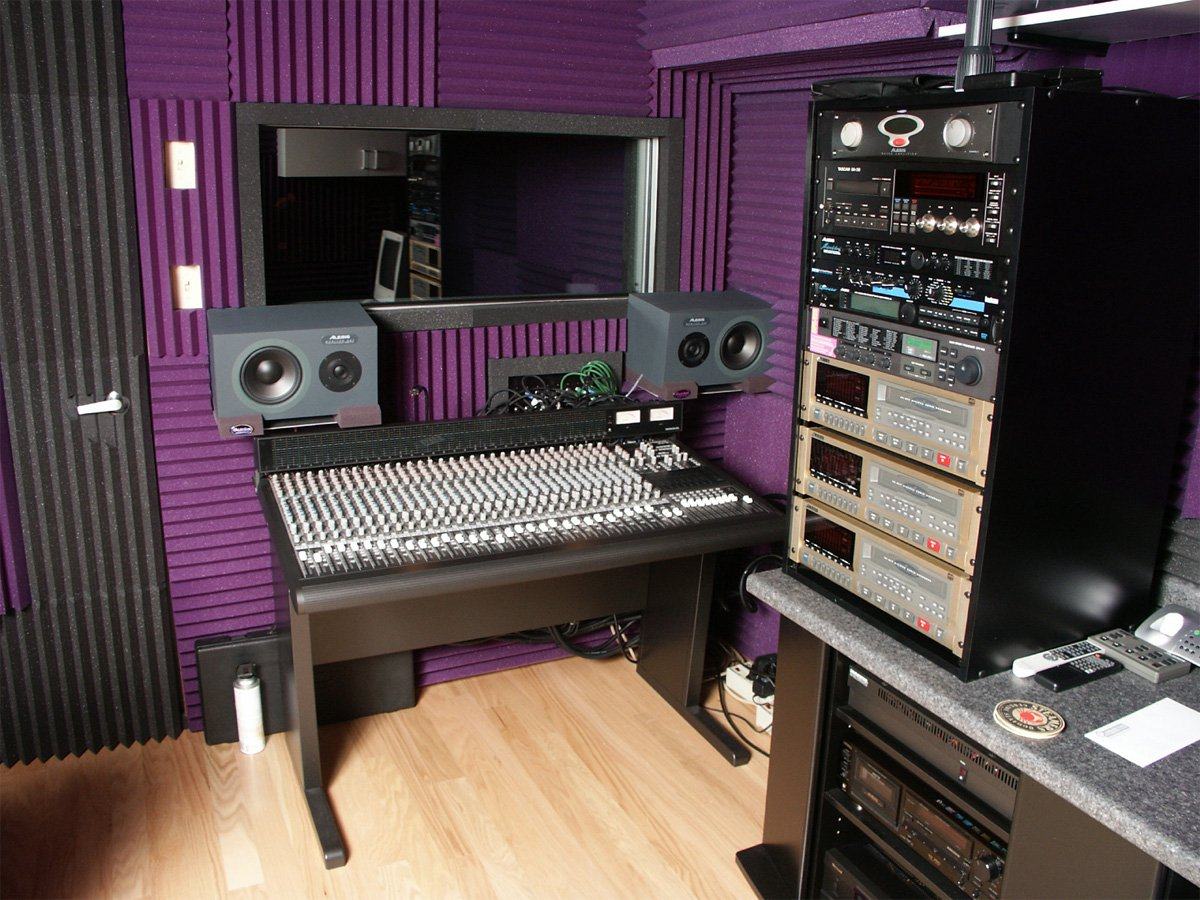 Creating a Sound Studio for Your Home